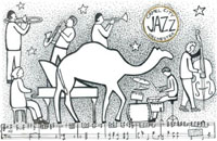 Camel City Jazz Orchestra at SECCA