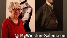 Who's Who of Winston-Salem: Artist Anne Kesler Shields