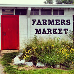 Dixie Classic Farmer's Market, Winston-Salem, NC