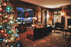 Reynolda House Christmas