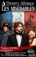 Les Miserables at Winston-Salem Theatre Alliance