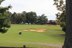 Tanglewood Park golf course