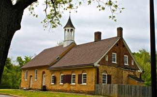 Bethabara Park, Winston-Salem, NC