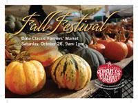 Dixie Classic Farmers Market Fall Festival