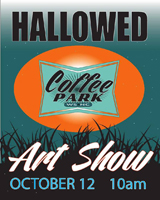 Hallowed Art Show