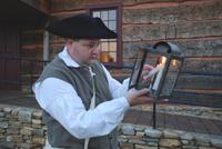Lanterns and Legends Ghost walk Old Salem