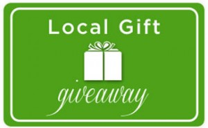 Local Gift Giveaway
