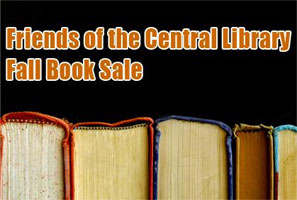 Central Library Fall Book Sale