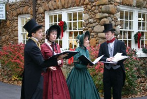 Reynolda Village Carolers