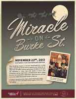 Miracle on Burke St.