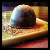 Haute Chocolate truffle
