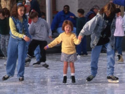 Ice Skating at LJVM