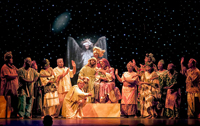 NC Black Repertory Theatre's Langston Hughes' Black Nativity