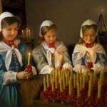 Old Salem Moravian Candle Tea
