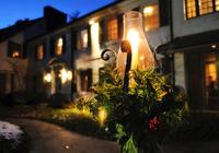 Reynolda Candlelight Christmas Tour