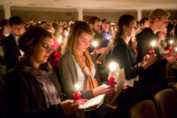 Wake Forest Lovefeast
