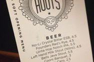 Hoots Roller Bar