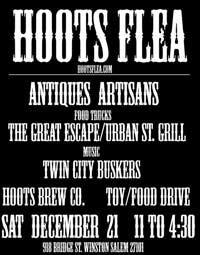 Hoots Flea