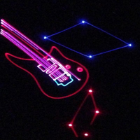 SciWorks Laser Light Show