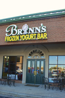 Brynn's Frozen Yogurt Bar
