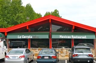 La Carreta Mexican Restaurant St Peters