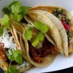 Tacos at Joaquins Food Truck