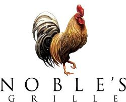 Holiday Giveaway Nobles Grille logo
