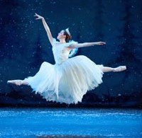 The Nutcracker Snow