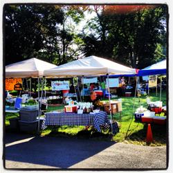 Reynolda Village Farmers Market, Winston-Salem, NC