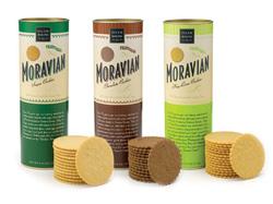 Salem Baking Moravian Cookies