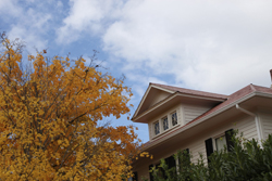 West End Neighborhood House in Fall