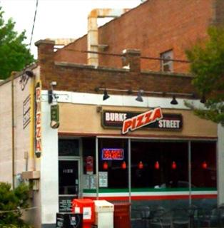 Burke Street Pizza restaurant