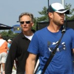 Winston Salem Open Tennis Andy Roddick