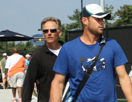 Andy Roddick at Winston-Salem Open