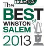 Smitty's Notes Best of Winston-Salem Logo