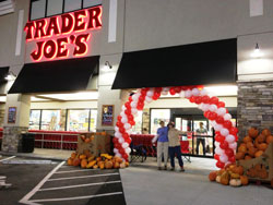Trader Joe's Grand Opening in Winston-Salem, NC
