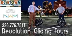 Revolution Gliding Tours