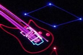Sciworks Laser Show